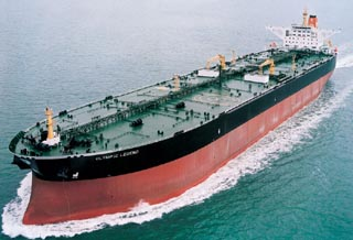 VLCC OLYMPIC LEGEND, 309.270 DTW, κατασκευής 2003